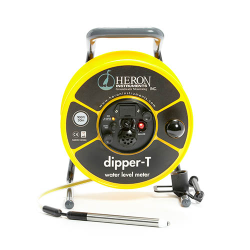 Dipper-T with optional probes