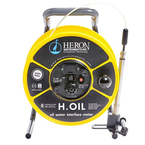 WATER / OIL Interface meters - how to test