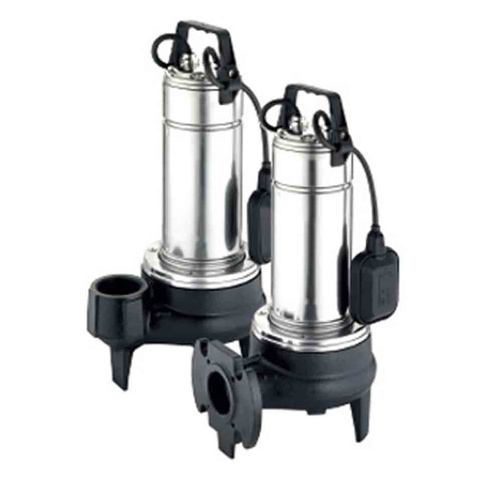 E-Tech submersible drainage pumps for dirty water series EGT/EGF